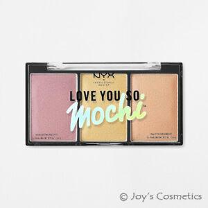"1 NYX Love You So Mochi Highlighting Palette "" LYSMHP01 - Lit Life "" *Joy's*"