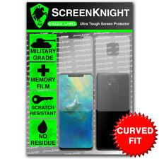 ScreenKnight Huawei Mate 20 Pro FULL BODY SCREEN PROTECTOR - Military Shield