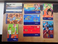 Telstra Phone Cards Athletics Australia, Sydney Harbour , Fishing ect. ( Lot 1)