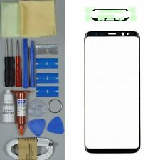 Samsung Galaxy S8 Front Glass Screen Replacement Repair Kit