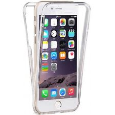 For Apple iPhone 6 6S Case Shockproof  Cover Silicone Gel 360° Ultra Slim Clear
