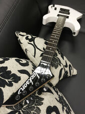 Jackson js12 WHT DINKY 24 fret chitarra elettrica