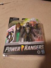"Power Rangers 6"" Beast Morphers Cybervillain Robo Blaze Morph-X Key Pack Damage"