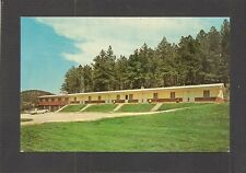 Postcard: Mick'S Motel - Hill City, South Dakota - Black Hills Area - Unused