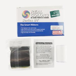 534000-003 YMCKT Color Ribbon For Datacard SP35 SP55 SP75 Plus Printer 500 Print