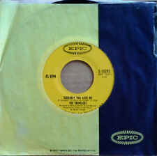 TREMELOES - SUDDENLY YOU LOVE ME b/w SUDDENLY WINTER - EPIC 45 - 1967