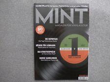 Mint Magazin für Vinylkultur Nr. 1, sehr guter Zustand