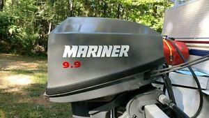 MERCURY MARINER 9.9 hp   DECAL KIT  MARINE VINYL  -- PICK YOUR HP