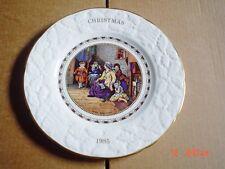 Coalport Collectors Plate CHRISTMAS 1985 - HIDE AND SEEK