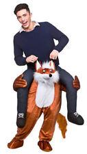 FANTASTIC FOX CARRY ME MASCOT FANCY DRESS COSTUME