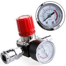 "180PSI 1/4"" Air Compressor Regulator Pressure Switch Control Relief Valve Gauges"