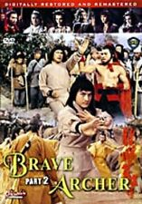 BRAVE ARCHER PT 2(SHAW BROTHERS) DIGITALLY REMATERED AND RESTORED