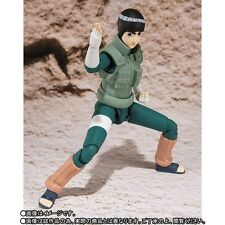 Bandai S.H. Figuarts - Naruto Shippuden - Rock Lee Action Figure AUTHENTIC!!!