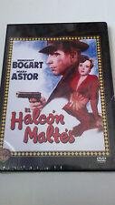 "DVD ""EL HALCON MALTES"" PRECINTADA JOHN HUSTON HUMPHREY BOGART MARY ASTOR"