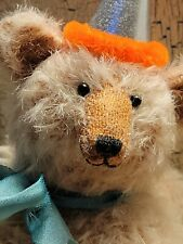 BRAND NEW!  Seymour, 5.5 inch antique style teddy from Burlison Bears