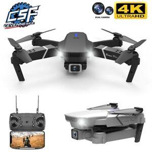 2021 NEW Drone 4k profession HD Wide Angle Camera 1080P WiFi fpv Drone Dual Cam