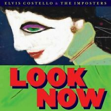 "Costello,Elvis & Imposters - Look Now [New & Sealed] 12"" Vinyl"