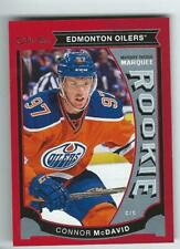 CONNOR McDAVID 15-16 OPC RED MARQUEE ROOKIE