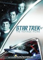 Star Trek Iv: The Voyage Home [New DVD] Rmst, Subtitled, Widescreen, Ac-3/Dolb