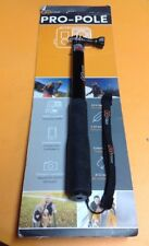 GOcase Pro Pole for Gopro Cameras & Smartphones (Black).