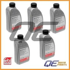 5 Liters VW Jetta Golf Audi A3 TT Dual Clutch Transmission Fluid Febi G052529A2