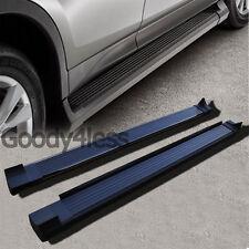 Running Boards for 13-17 Toyota RAV4 Aluminum Black Sport Utility 4-Door OE