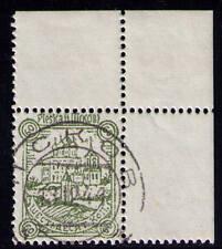Dt. Besetzung im II. Weltkrieg, Russland Pleskau, Mi-Nr. 11 I x, Plattenfehler