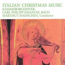 Italian Christmas Music by Various Artists (CD, Jun-1995, Sony Music Distributio