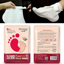 Exfoliating Peel Off Foot Mask Baby Soft Feet Remover Callus Hard Dead Skin Care