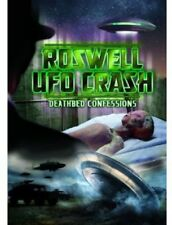 Roswell UFO Crash: Deathbed Confessions [New DVD]