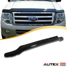 For Ford Expedition 07-17 Smoke Stone/Bug Deflector Bug Shield Hood Protector