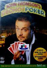 John Thomson's Red Hot Poker (John Thomson) DVDi 2005 New And Sealed