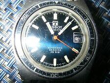 Vintage 1969 Tissot Visodate Seastar PR516 automatic diver watch