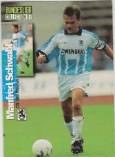 Panini Bundesliga Collection 97 #96 Manfred Schwabl TSV 1860 Munchen