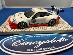 NSR Porsche 911 GT3 Slotlandia 1/32 Slot Car