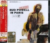 Bud Powell - Bud Powell In Paris (NEW CD)