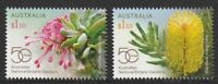 Australia 2020 : Australian National Botanic Gardens 50 Years, Design Set.MNH