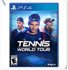 PS4 Tennis World Tour Sony PlayStation Maximum Sports Games
