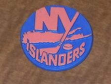 NEW YORK ISLANDERS Vintage Old NHL RUBBER Hockey FRIDGE MAGNET Standings Board
