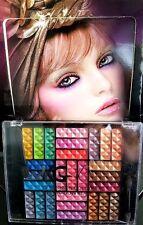 Kg Krazy Girl 27 Ombretto Eyeshadow Glitter palette NUDE Smoky Glizer 2 NUOVO