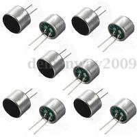 10 pcs Electret Microphone inserts with PCB pins Condenser Electronic Components
