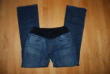 BLue Denim CITIZENS OF HUMANITY Belly Panel Maternity Boot Cut Jeans 30