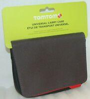 "NEW GENUINE TomTom VIA 1605TM 6"" LCD GPS Universal Carry Case GO 600 6000 Cover"