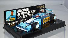 143 minichamps BENETTON RENAULT B194/5 Michael Schumacher Collection