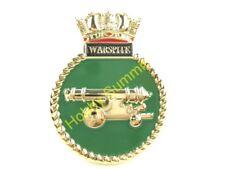 HMS WARSPITE  WWII Royal Navy Battleship 1/350 1/700 Model Display Badge Crest