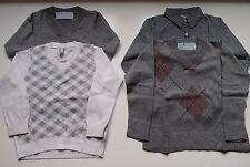 Lote niño: camisa de manga larga y jerseys. Talla 2 años. Zara, KL2