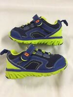 Stride Rite MADE 2 PLAY Athletics Boy's Shoes, Blue,Size 5 M Toddler