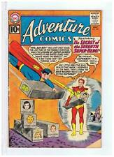 DC Comics Adventure Comics #290 VG/F 1961 Origin Superboy & The Legion