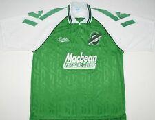 1993 Taza de Liga Hibernian Bukta Hogar Camiseta de fútbol (talla Xl)