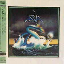 ASIA - Self Titled - Japan Platinum SHM - UICY-40019 - CD